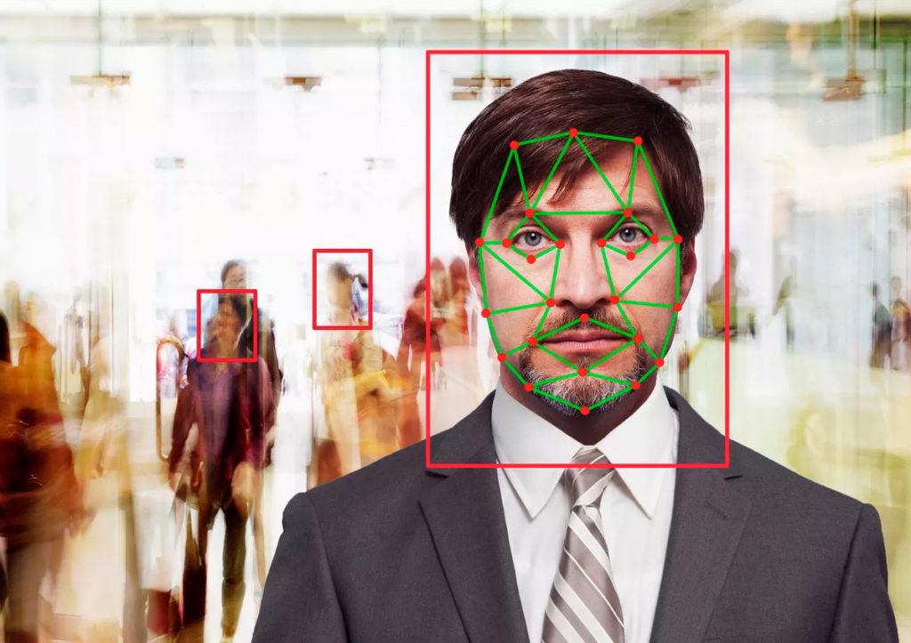 vuelos avión boleto escáner facial