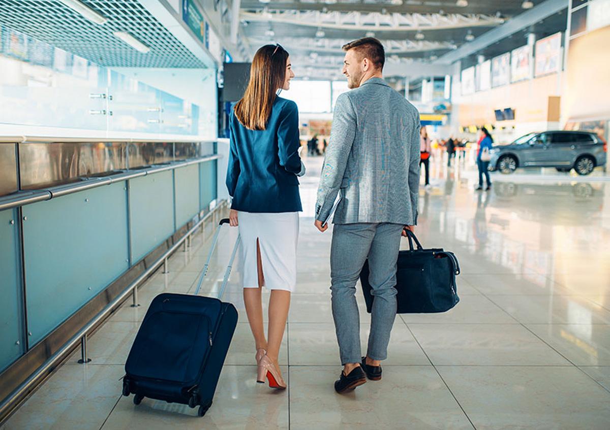 hábitos evitar viaje negocios