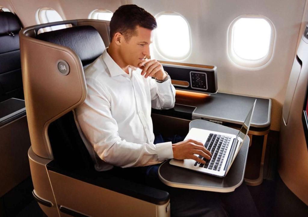 empresa inversión viajes negocios