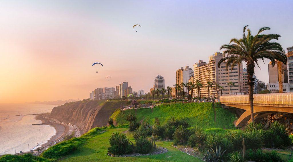 ciudad viajes negocio sudamérica domiruth