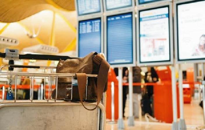 Domiruth businesstravel aeropuerto oficina de de hallazgos